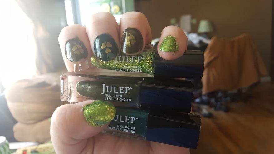 Where Is Julep Nail Polish Made - Creative Touch